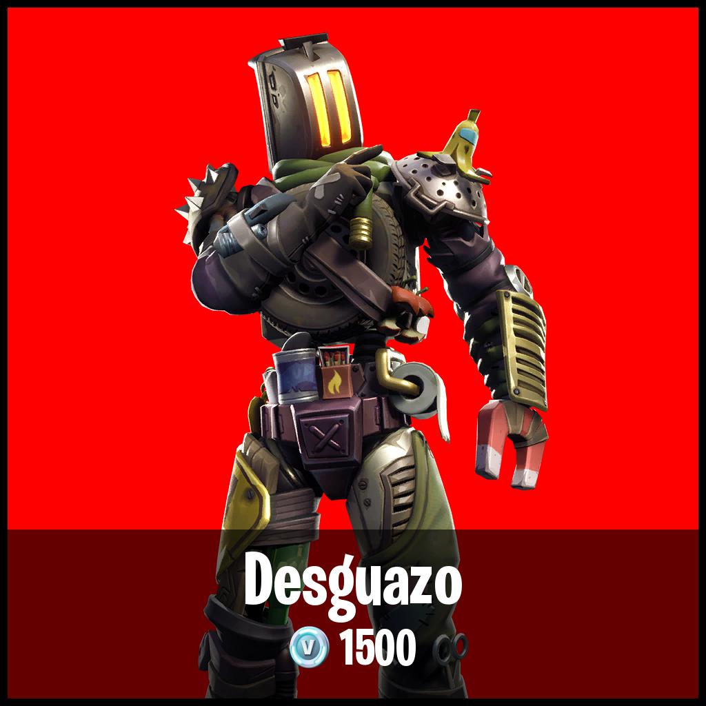 Desguazo