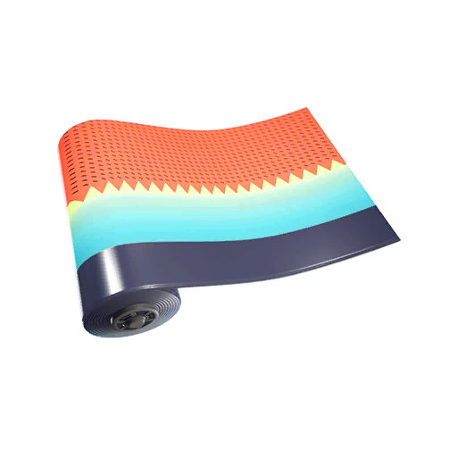 Fortnite Hypermelon wrap