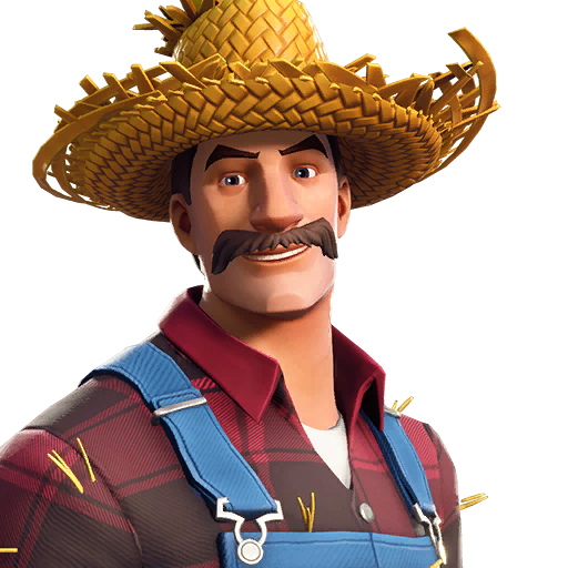 Fortnite Hayseed outfit