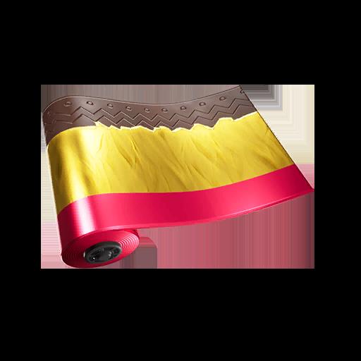 Fortnite Chocolatey wrap
