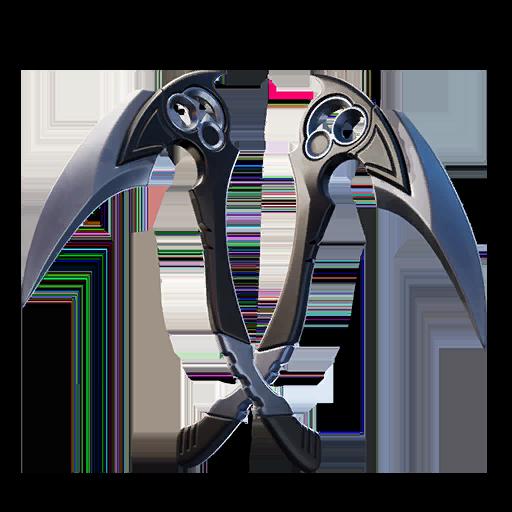 Fortnite Inversion Blades pickaxe