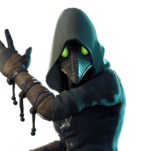Fortnite Scourge outfit