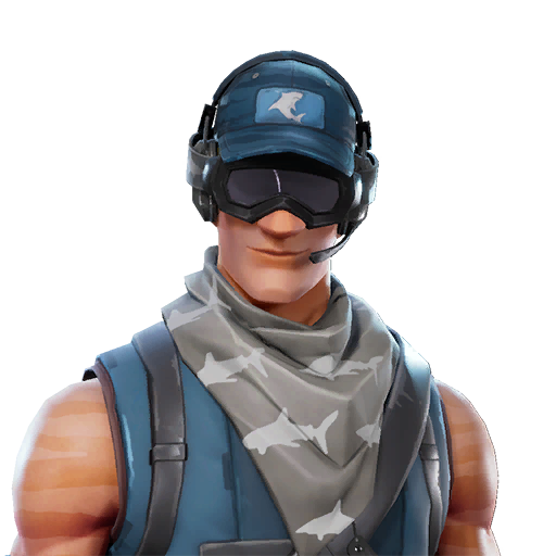 Fortnite First strike Specialist outfit