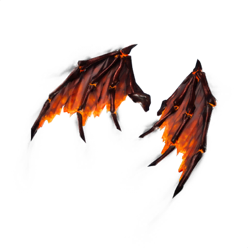 Molten Valkyrie Wings