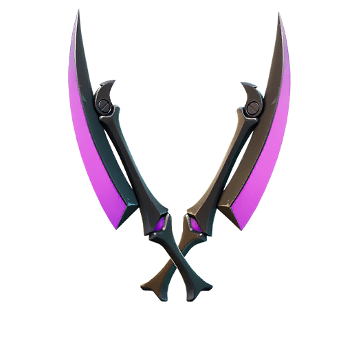 Fortnite Grim Axes pickaxe