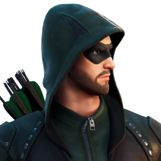 Fortnite Green Arrow outfit