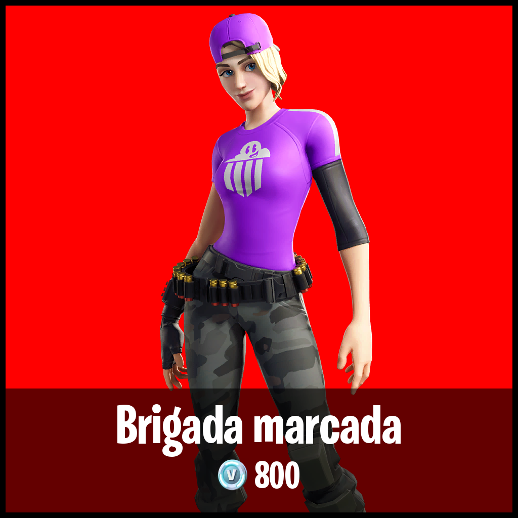 Brigada marcada
