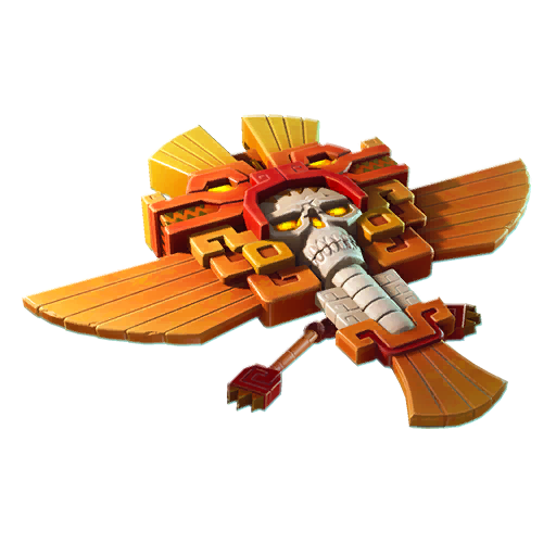 Fortnite Sunrise glider