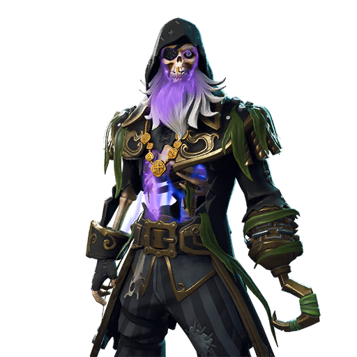Fortnite Blackheart (Stage 7) Outfit Skin