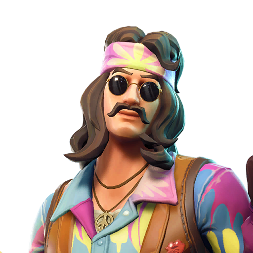 Fortnite Far Out Man outfit