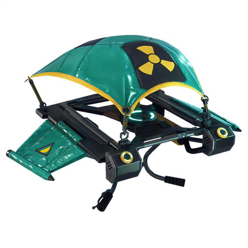 Fortnite Meltdown glider