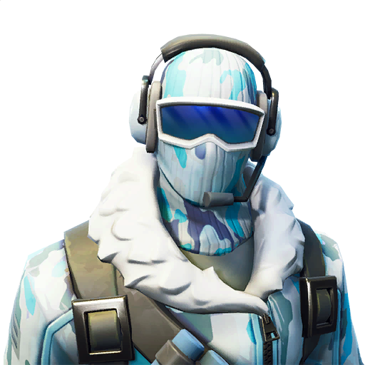 Fortnite Frostbite outfit