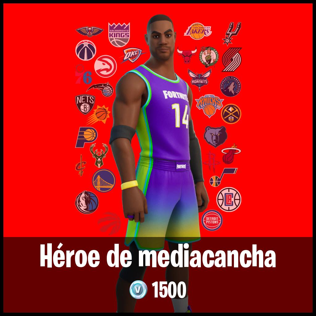 Héroe de mediacancha