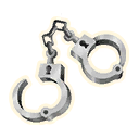 Fortnite Cuff 'em emoji