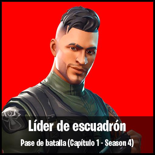 Líder de escuadrón