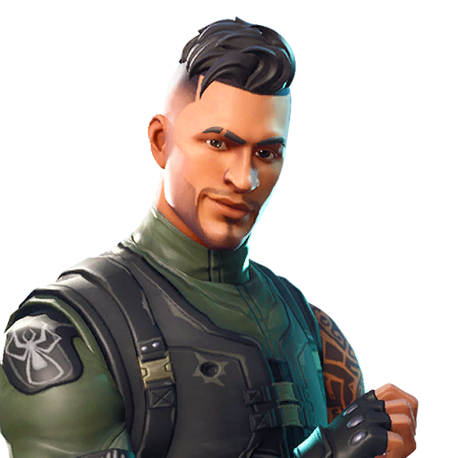 Fortnite Squad Leader outfit