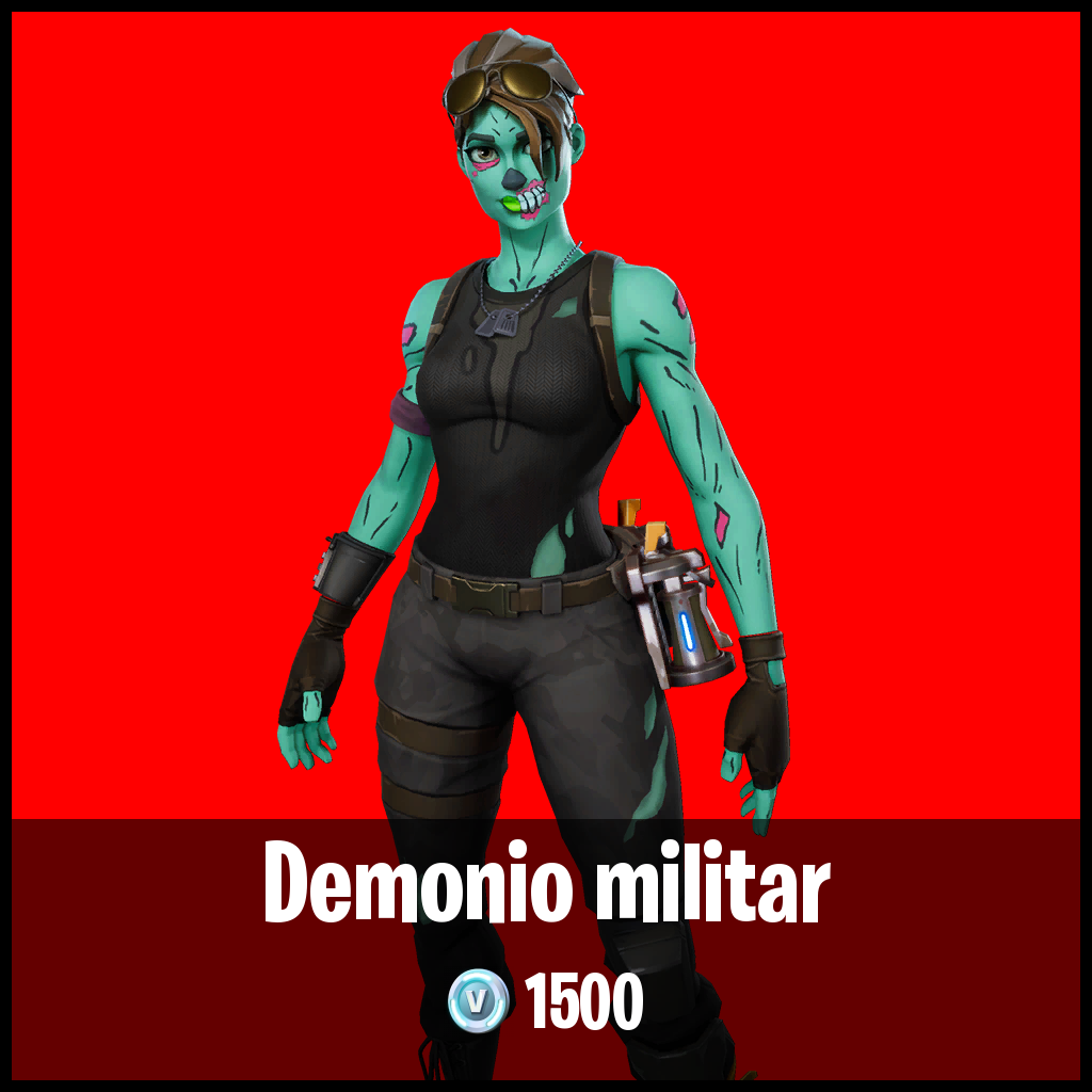 Demonio militar