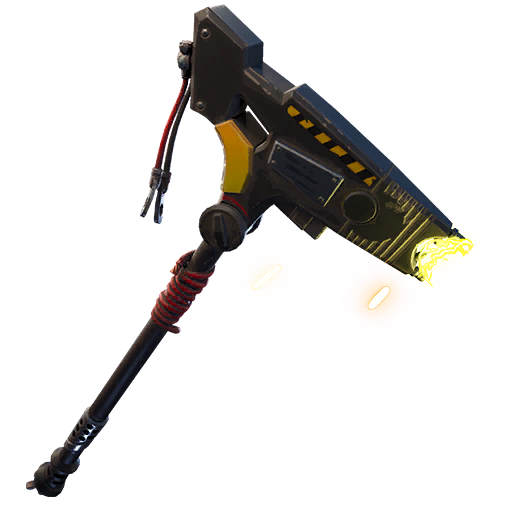 Fortnite Megavolt pickaxe