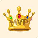 Fortnite MVP emoji