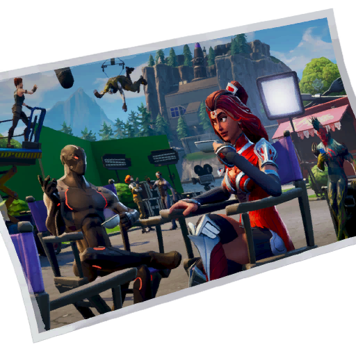 Fortnite That's a Wrap! loadingscreen