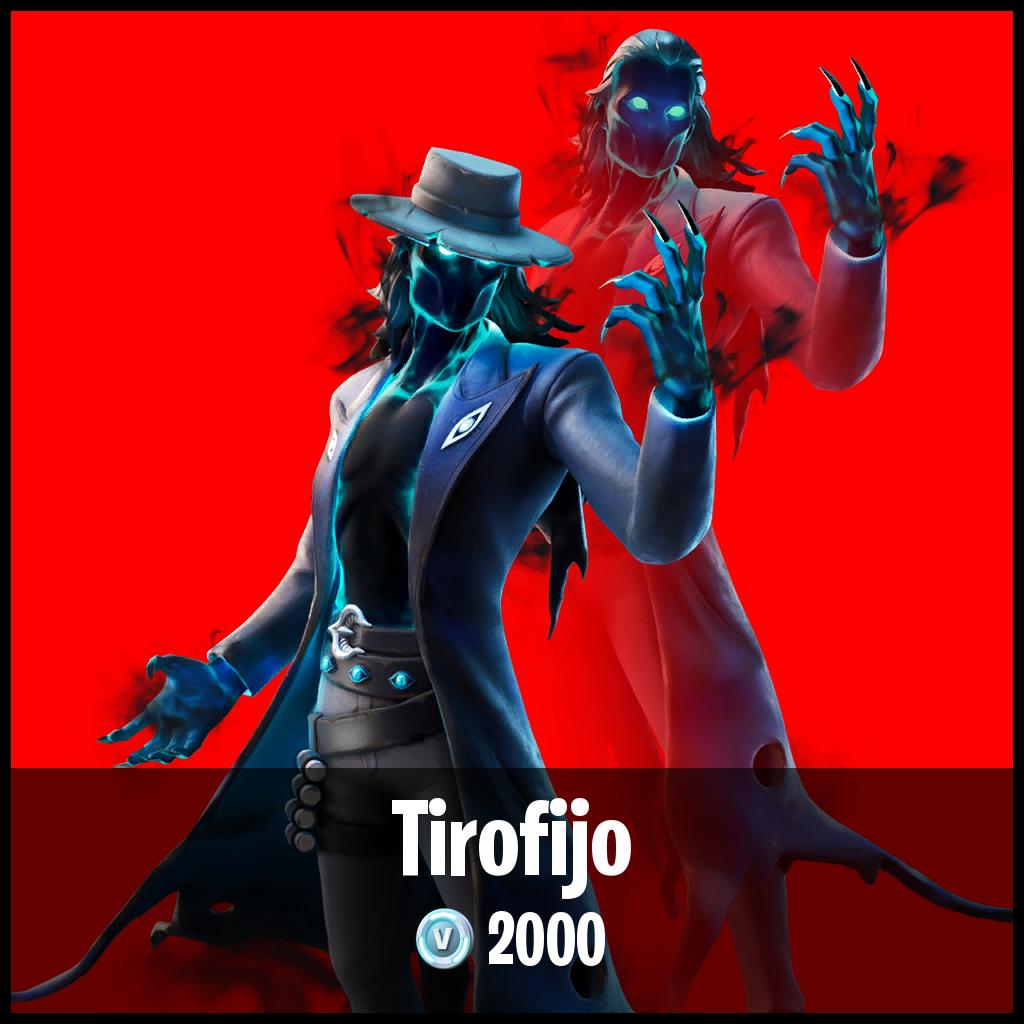 Tirofijo