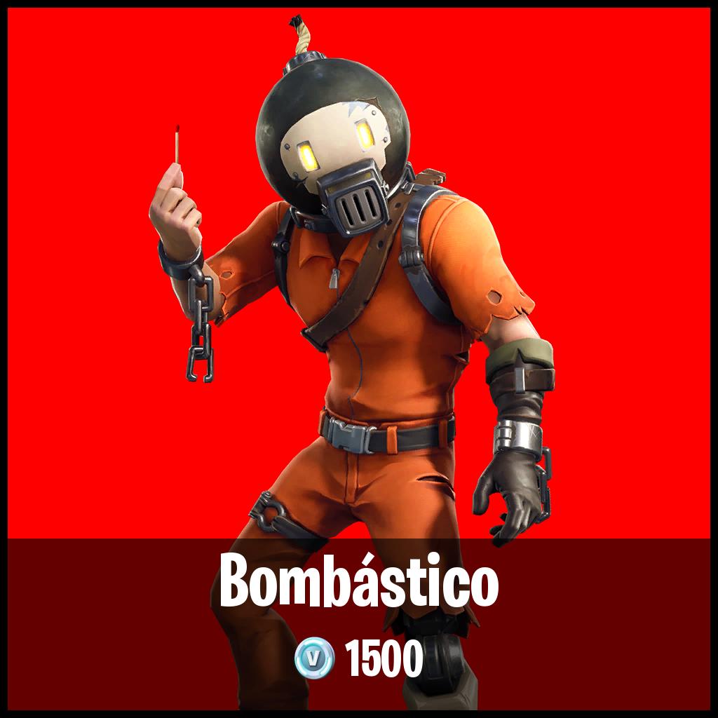Bombástico