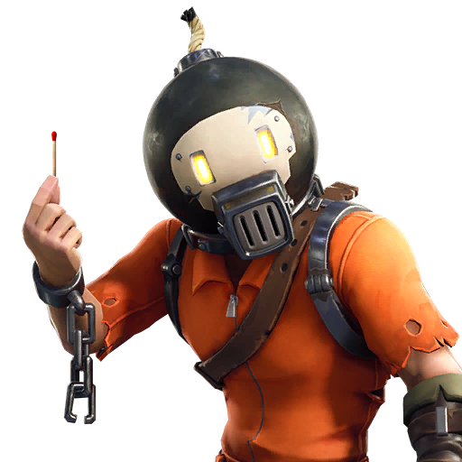 Fortnite Splode outfit