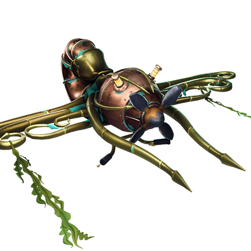 Fortnite Nautilus glider