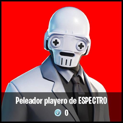 Peleador playero de ESPECTRO