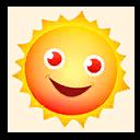 Fortnite Sunshine emoji
