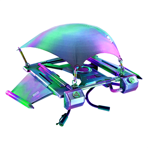 Fortnite Prismatic glider