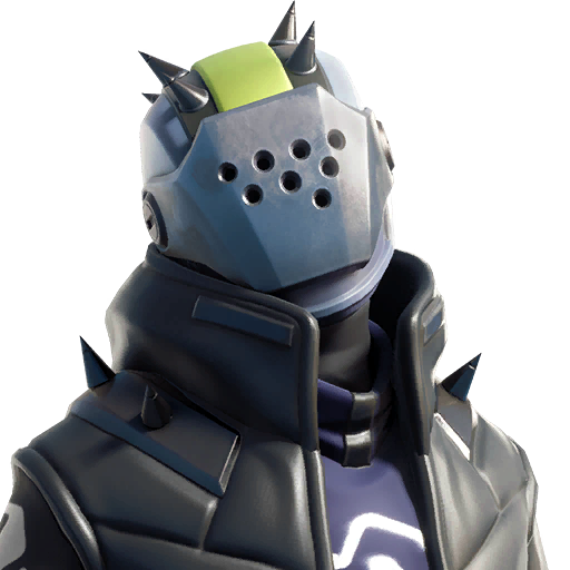 Fortnite X-Lord outfit