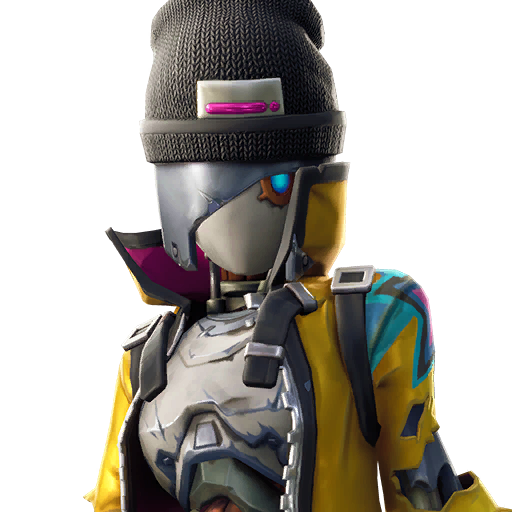 Fortnite Rebel outfit