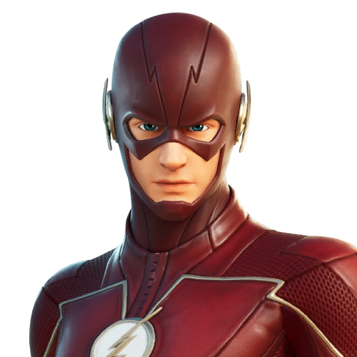 Fortnite The Flash outfit