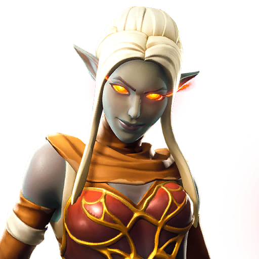 Fortnite Ember outfit