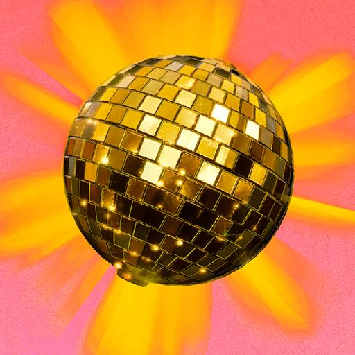 Goldene Disko