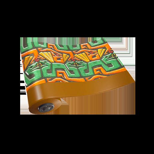 Fortnite Sunprint wrap
