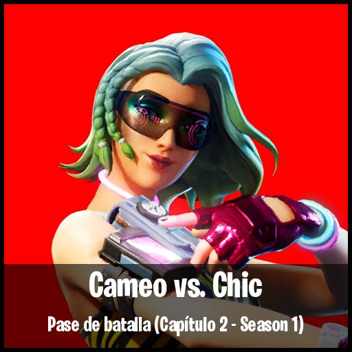 Cameo vs. Chic