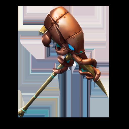 Fortnite Krakenaxe pickaxe