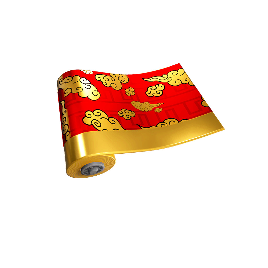 Fortnite Golden Clouds Wrap Weapon And Gun Wraps Skins Nite Site