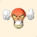 Fortnite Rage emoji