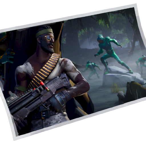 Fortnite Bandolier loadingscreen