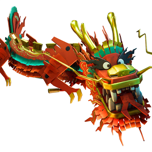 Fortnite Royale Dragon glider