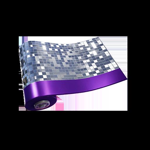Fortnite Disco wrap