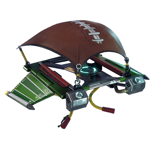 Fortnite Touchdown glider