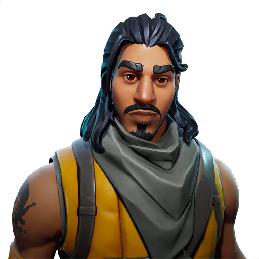 Fortnite Tracker outfit