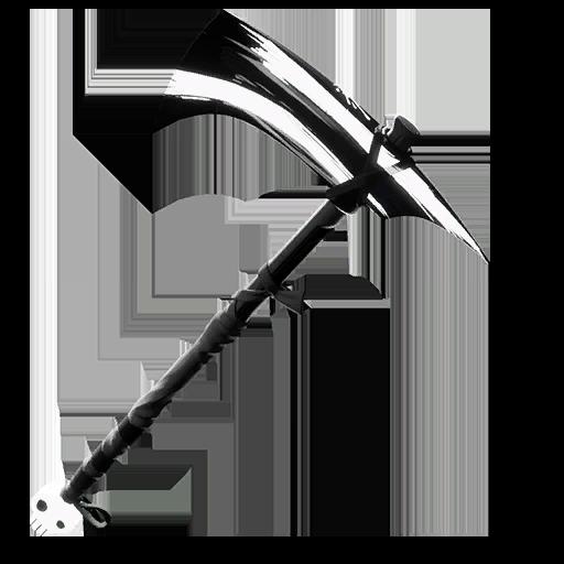 Fortnite Stark Splitter pickaxe