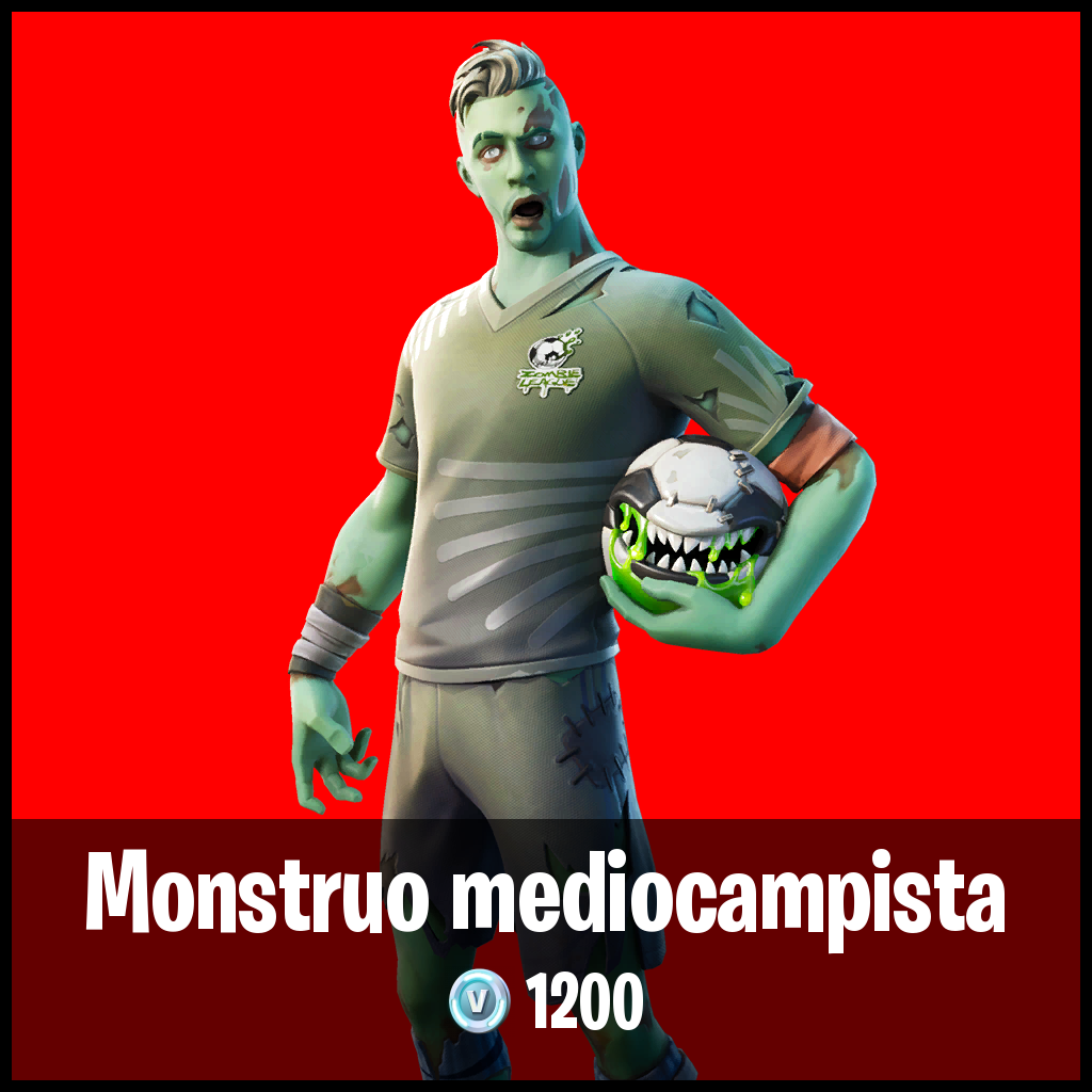 Monstruo mediocampista