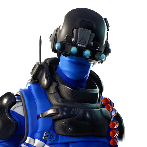 Fortnite Carbon Commando outfit