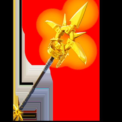 Goldenes Zepter